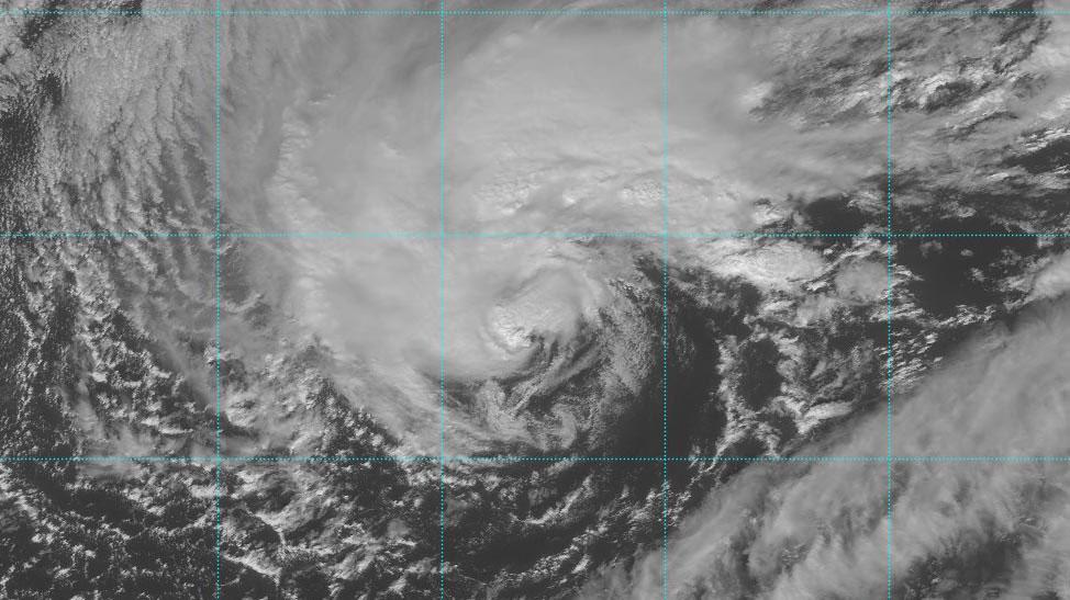 Theta satellite image