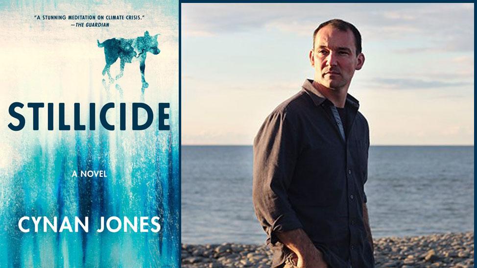 Cynan Jones and book