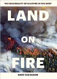 Land on Fire book cover