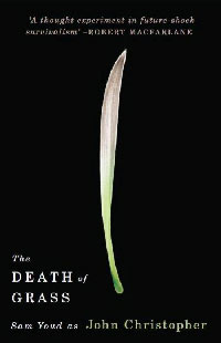 Death of Grass Book Cover