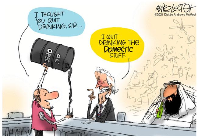 Lester cartoon