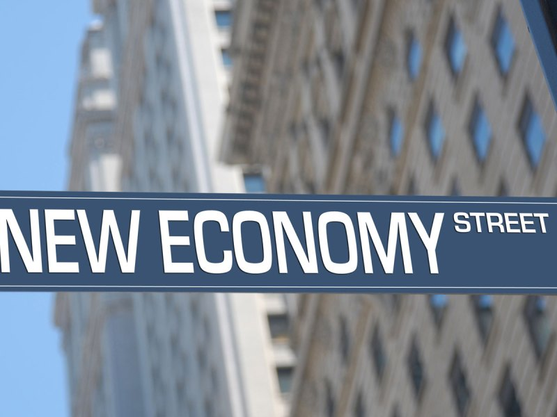 New Economy Street