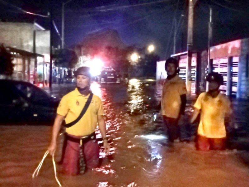 High water rescue