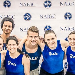 Yale Club Gymnastics at 2015 NAIGC National Championships