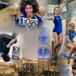 Don Tonry Invitational Club Meet hosted by Yale Club Gymnastics on Feb 27, 2016