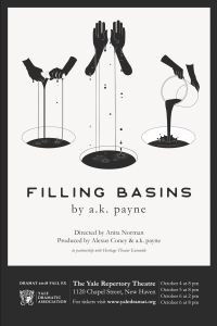 Official poster for FILLING BASINS