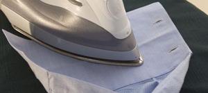Гладим манжеты мужской рубашки правильно