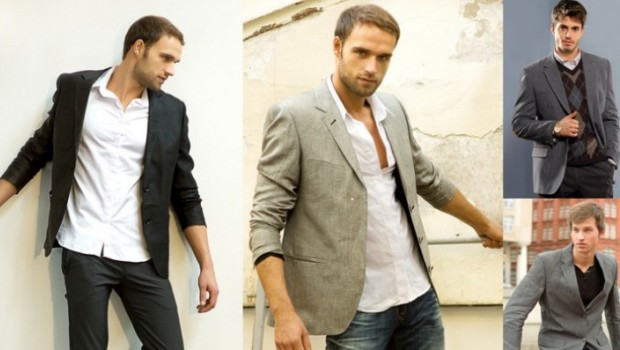 Мужские пиджаки молодежные