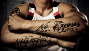 Мужские татуировки на предплечье