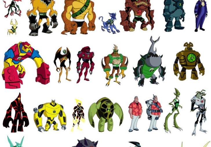 Ben 10 Omniverse Games Cartoon Network