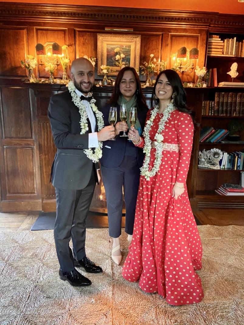 Dec wedding with Jaspreet
