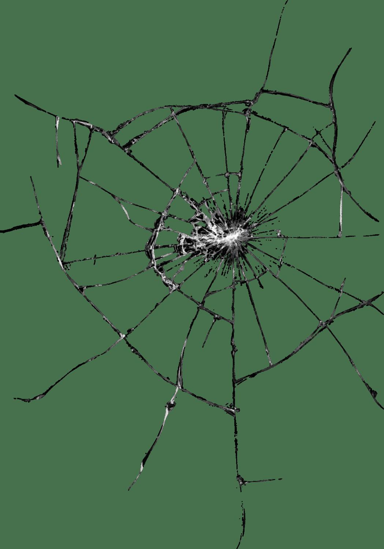 Broken Glas Clipart