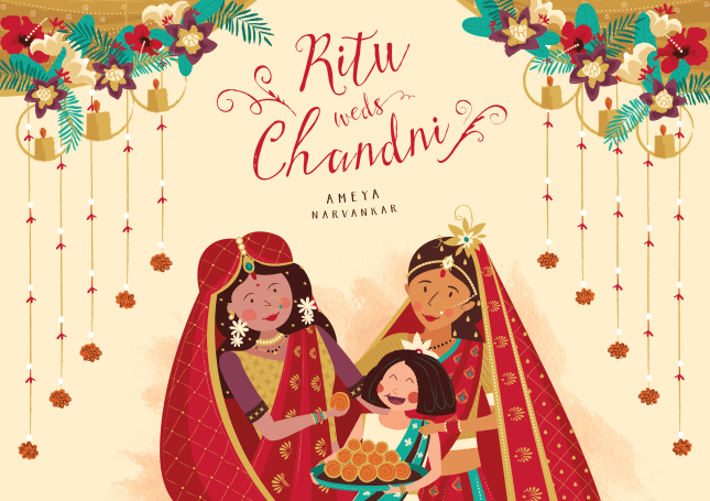 Ritu weds Chandni_Cover