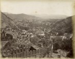 Bird's eye view - Photos from Jaipur, 1880-1920 (Image Source: Columbia University)