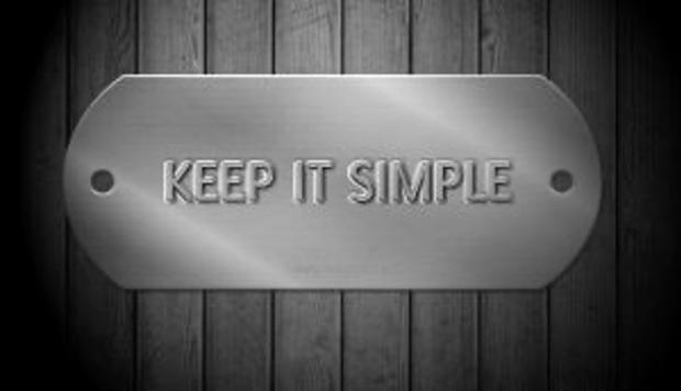 Basit Tutun - Keep it simple