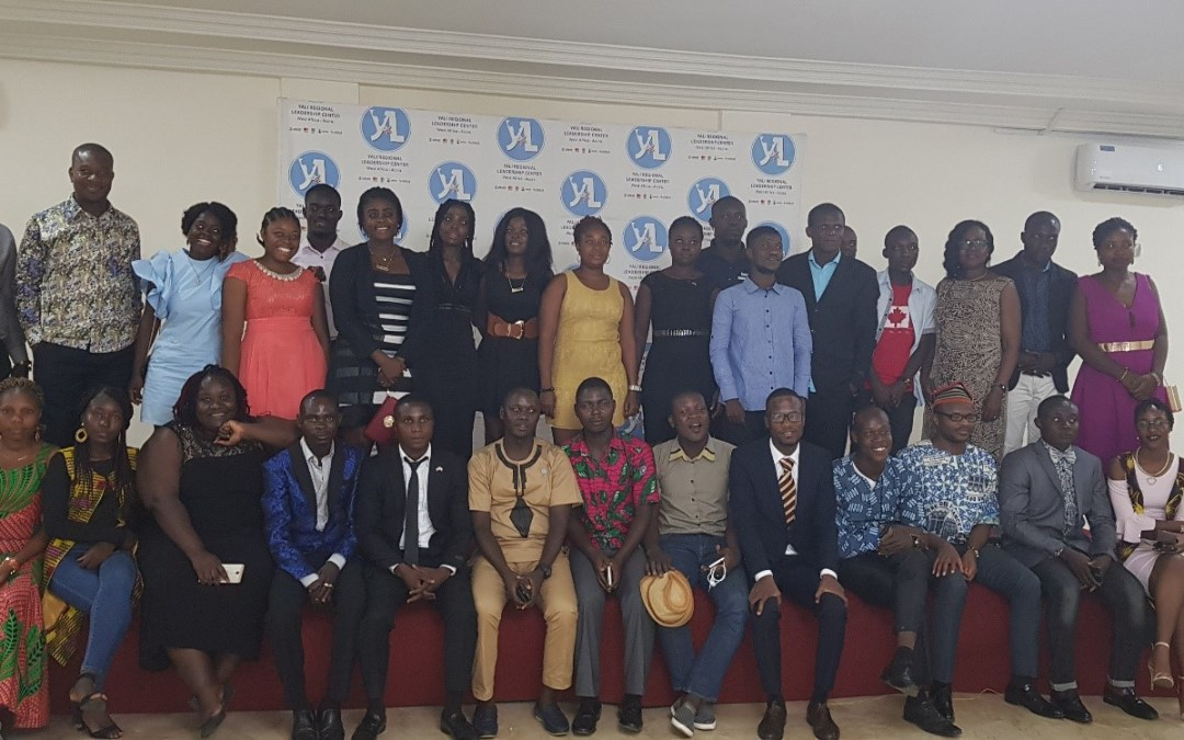 Liberia Alumni Chapter of YALI Launched