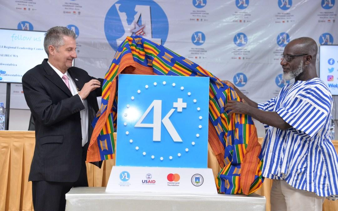 Accra RLC Marks 4K+ Milestone