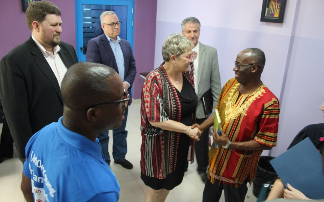 USAID Africa Bureau Commends YALI Accra RLC