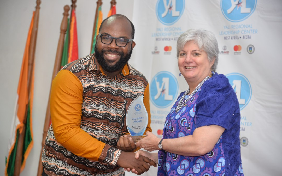 US Ambassador Challenges YALI Participants to be Key Contributors to Continental Development