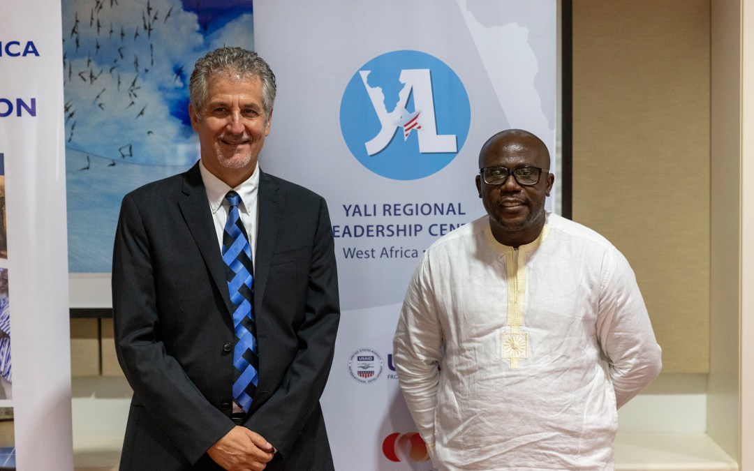 YALI is a Priority for my Administration – GIMPA Rector Assures USAID West Africa Mission Director