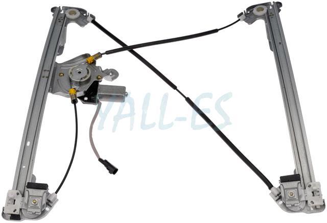 Front Left Driver Side Power Window Regulator Motor for