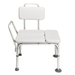 Shower Chair Vs Tub Transfer Bench Thomas Table And Chairs Uk Medical Adjustable Height Bath Stool Padded Seat