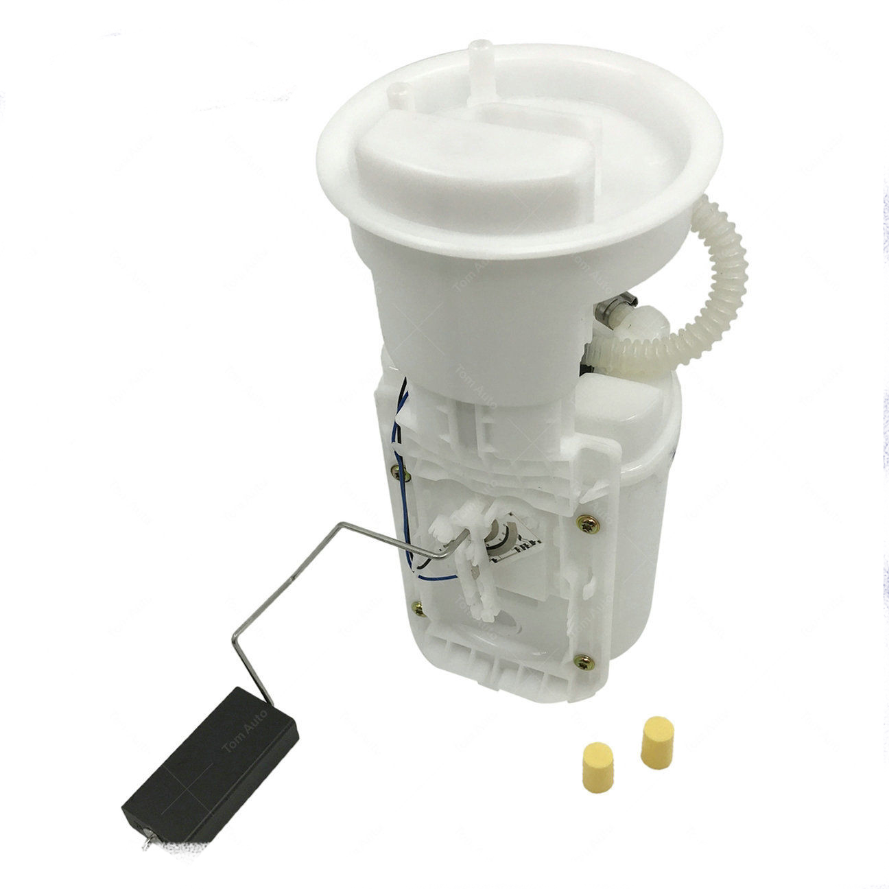 hight resolution of electric intank fuel pump module assembly e8424m for vw golf jetta beetle mk4
