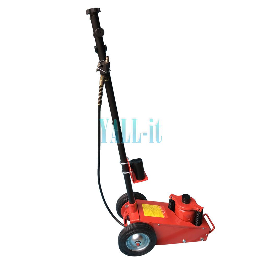 Auto Tools 22 Ton Air Hydraulic Floor Jack Repair Service Lift Red  eBay