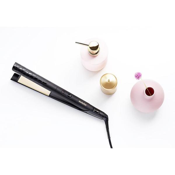 Babyliss Gold Ceramic Hair Straightner - www.yallagoom.com.qa