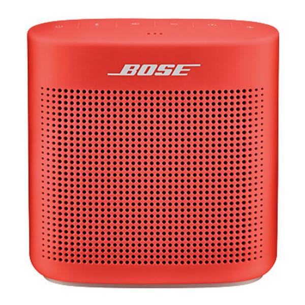 Bose SoundLink Color Bluetooth Speaker II – Red - www.yallagoom.com.qa