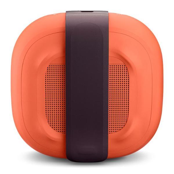 Bose SoundLink Micro Bluetooth Speaker – Bright Orange - www.yallagoom.com.qa