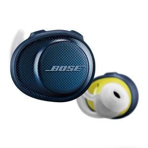 Bose SoundSport Free Wireless Headphones – Midnight Blue - www.yallagoom.com.qa