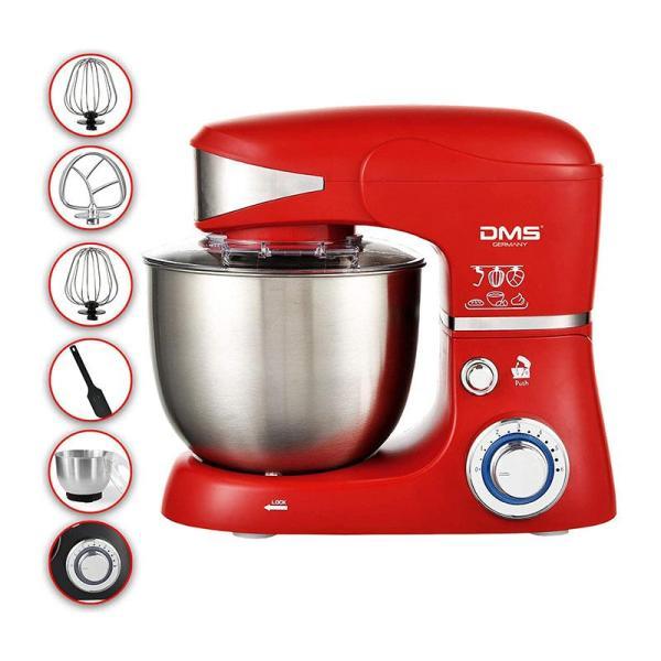 DMS KM-1500 Food Processor Mixing Machine 5 Litres - www.yallagoom.com.qa