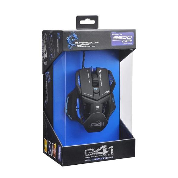 Dragon War -Gaming Mouse Phantom 9500 DPI - G4 - www.yallagoom.com.qa