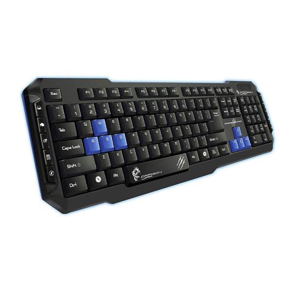 Dragon War Gaming Keyboard Desert Eagle Water Resistant - www.yallagoom.com.qa