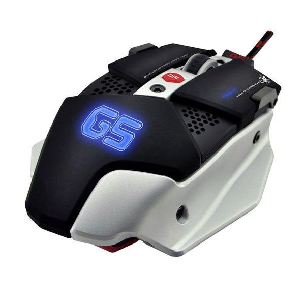 Dragon War -Gaming Mouse Warlord 4000 DPI- G5 - www.yallagoom.com.qa