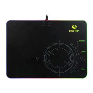 Meetion MT-P010 Backlit Gaming Mouse Pad - www.yallagoom.com.qa