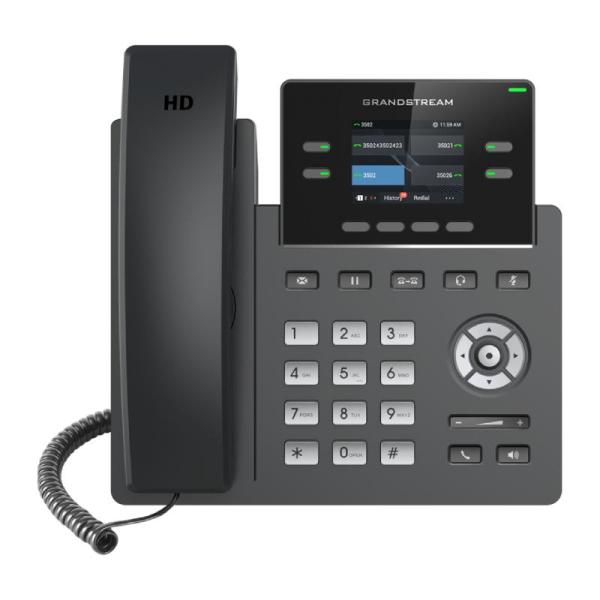 Grandstream GRP2612 2-line Carrier-Grade IP Phone-Yallagoom.com.qa