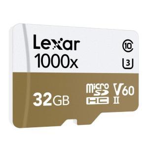 Lexar® Professional 1000x microSDHC™/microSDXC™ UHS-II Cards-yallagoom.com.qa