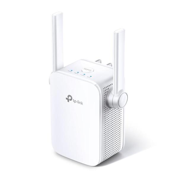 TP-Link | AC1200 WiFi Range Extender | Up to 1200Mbps | Dual Band WiFi Extender-yallagoom.com.qa