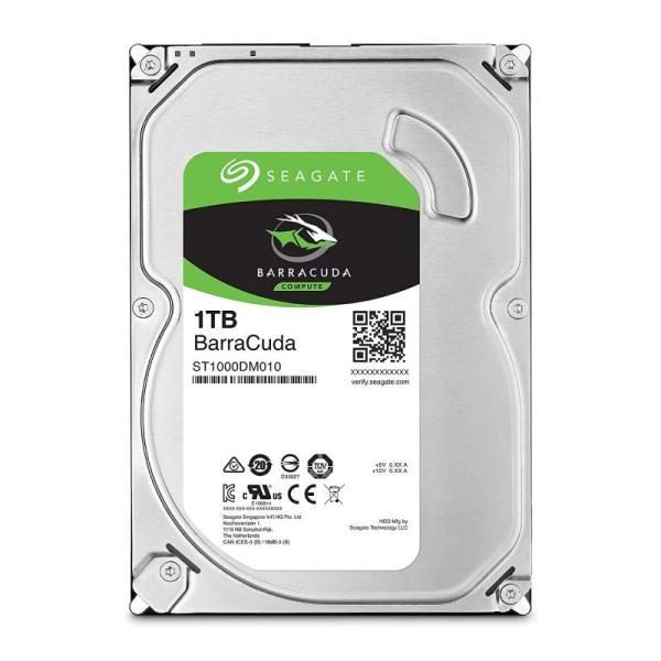 SEAGATE – 1TB BARRACUDA 64MB 7200RPM  DESKTOP HDD-yallagoom.com.qa