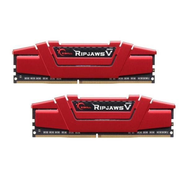 GSKILL RIPJAWS V DDR4 3000MHZ 16×2 32GB  KIT-yallagoom.com.qa