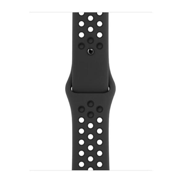 Apple Watch Series 6 GPS 40MM Nike Space Grey - M00X3-yallagoom.com.qa