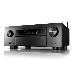 Denon - AVC-X6700H 11.2ch 8K AV Amplifier-yallagoom.com.qa