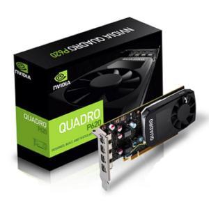 PNY NVIDIA QUADRO P620 2GB GDDR5  GRAPHIC CARD-yallagoom.com.qa