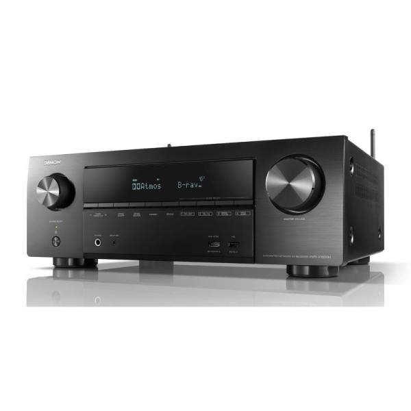Denon 7.2ch 4K Ultra HD AV Receiver with 3D Audio and HEOS Built-in-Yallagoom.com.qa