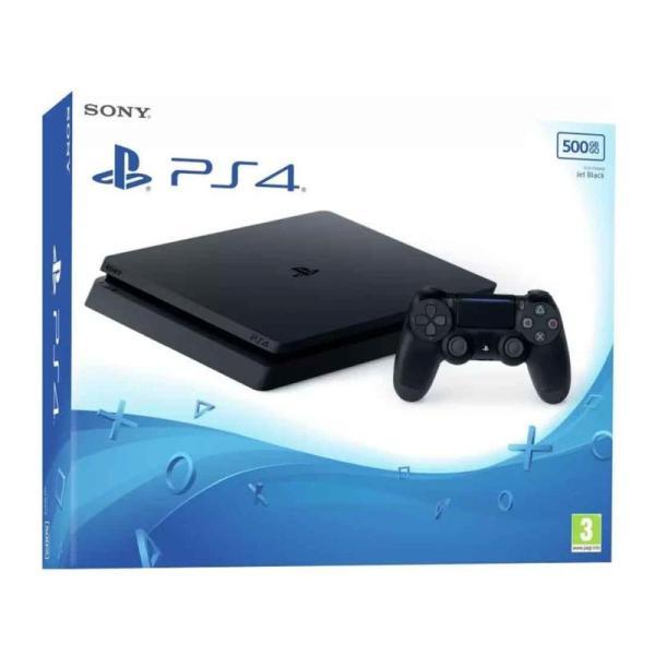 PS4 SLIM ARABIC 500GB-yallagoom.com.qa