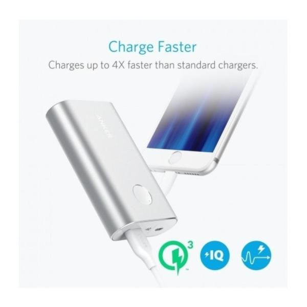 Anker PowerCore+ 10050 mAh with Quick Charge 3.0-Yallagoom.com.qa