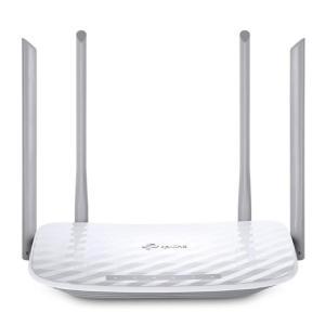 TP-Link Archer C50 Wireless Dual Band Router (White)-yallagoom.com.qa