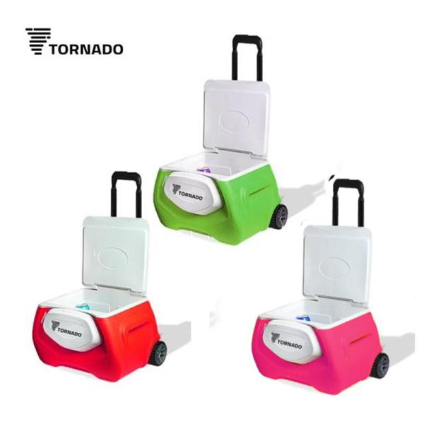 Ice Box with Speaker & Power Bank-Yallagoom.com.qa